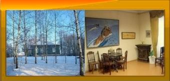 Мемориально-художественный музей В.Серова в Домотканове (филиал Тверской областной картинной галереи) – 1 экскурсия на 1 языке